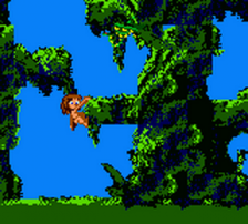 Tarzan ingame screenshot