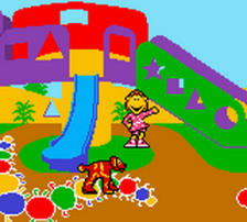 Tweenies - Doodles' Bones ingame screenshot
