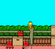 Tweety's High-Flying Adventure ingame screenshot