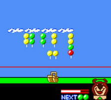 Yogi Bear - Great Balloon Blast ingame screenshot