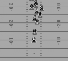 NFL Quarterback Club '96 ingame screenshot