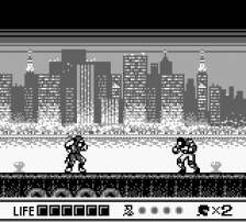 Ninja Gaiden Shadow ingame screenshot