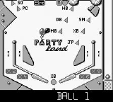Pinball Fantasies ingame screenshot