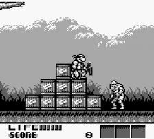 Teenage Mutant Ninja Turtles III - Radical Rescue ingame screenshot