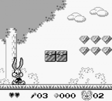 Tiny Toon Adventures - Babs' Big Break ingame screenshot
