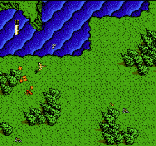 Advanced Dungeons & Dragons - DragonStrike ingame screenshot