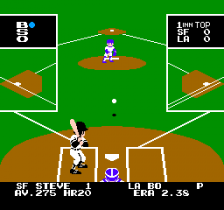 Bad News Baseball ingame screenshot
