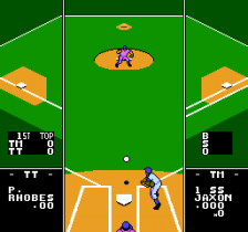 Baseball Stars II ingame screenshot