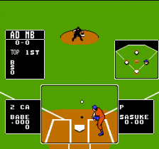 Baseball Stars ingame screenshot