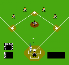 Baseball ingame screenshot