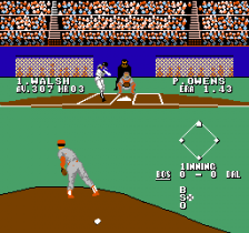 Bases Loaded 3 ingame screenshot