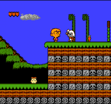 Bonk's Adventure ingame screenshot