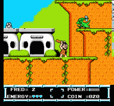 Flintstones, The - The Rescue of Dino & Hoppy ingame screenshot