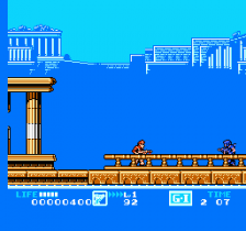 G.I. Joe - The Atlantis Factor ingame screenshot