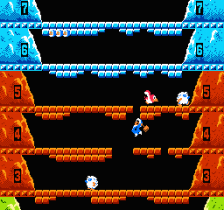 Ice Climber ingame screenshot