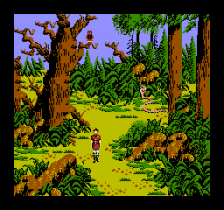 King's Quest V ingame screenshot