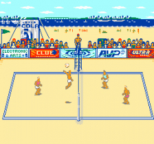 Kings of the Beach - Professional Beach Volleyball ingame screenshot