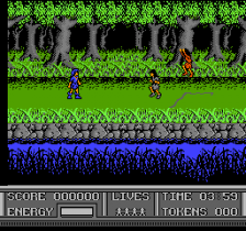 Legend of Prince Valiant, The ingame screenshot
