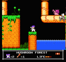 Little Nemo - The Dream Master ingame screenshot