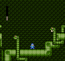 Mega Man 3 ingame screenshot