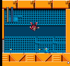 Mega Man 5 ingame screenshot