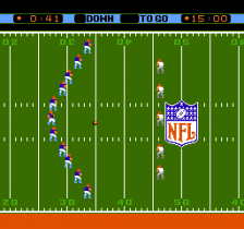 NFL ingame screenshot
