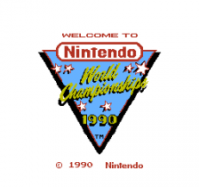 Nintendo World Championships 1990 ingame screenshot