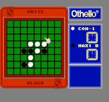 Othello ingame screenshot