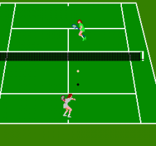 Racket Attack ingame screenshot