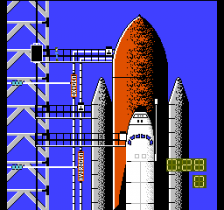 Space Shuttle Project ingame screenshot