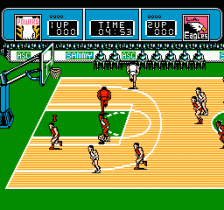 Ultimate Basketball ingame screenshot