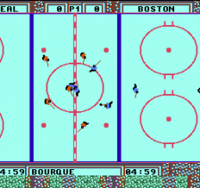 Wayne Gretzky Hockey ingame screenshot