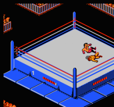 WWF Wrestlemania Challenge ingame screenshot