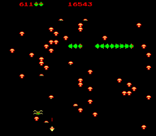 Arcade's Greatest Hits - The Atari Collection 1 ingame screenshot