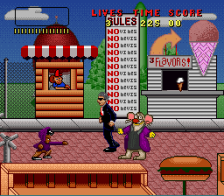 Bebe's Kids ingame screenshot