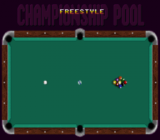 Championship Pool ingame screenshot