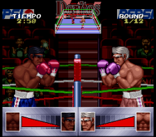 Chavez ingame screenshot