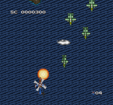 D-Force ingame screenshot