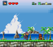 Dino City ingame screenshot