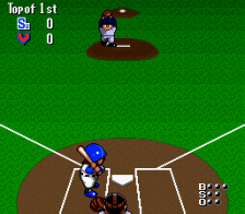 Extra Innings ingame screenshot