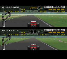 F1 Pole Position ingame screenshot