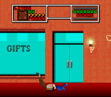 Home Alone 2 - Lost in New York ingame screenshot