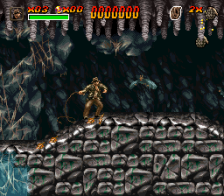 Indiana Jones' Greatest Adventures ingame screenshot