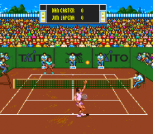 International Tennis Tour ingame screenshot