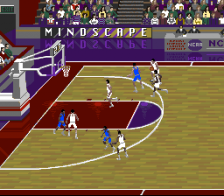 NCAA Final Four Basketball ingame screenshot