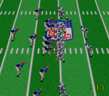 NFL Football ingame screenshot