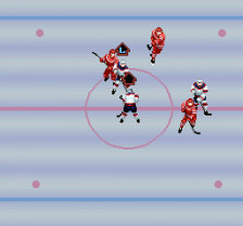 Pro Sport Hockey ingame screenshot