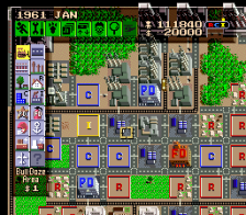 SimCity ingame screenshot