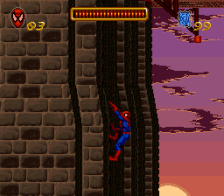 Spider-Man ingame screenshot