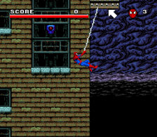 Spider-Man & X-MEN in Arcade's Revenge ingame screenshot